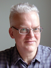 Photo of counselling course lecturer Andy Rushton