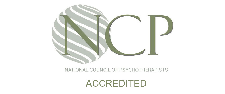 National Council of Psychotherapists logo
