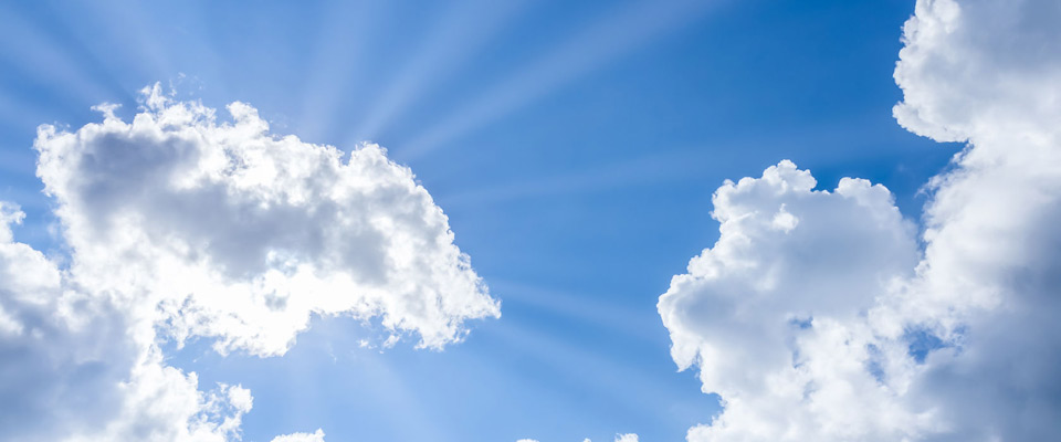 London Counselling Course: Sun emerges from Clouds